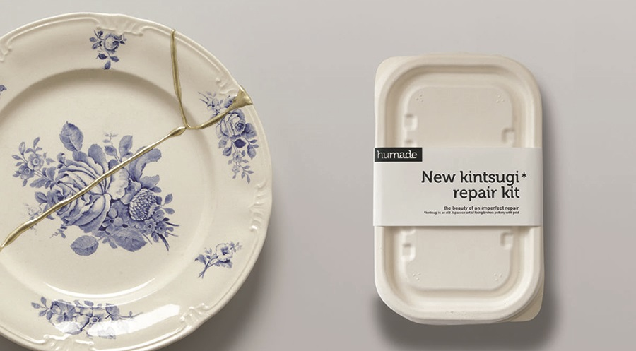Kintsugi Repair Kit (by Droog design)